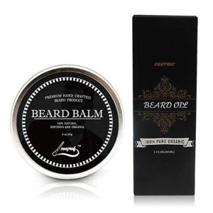 Beard Balm & Oil Kit