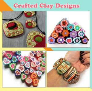 Polymer Clay Extruder Set