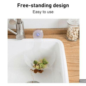 Foldable Easy Sink Filter