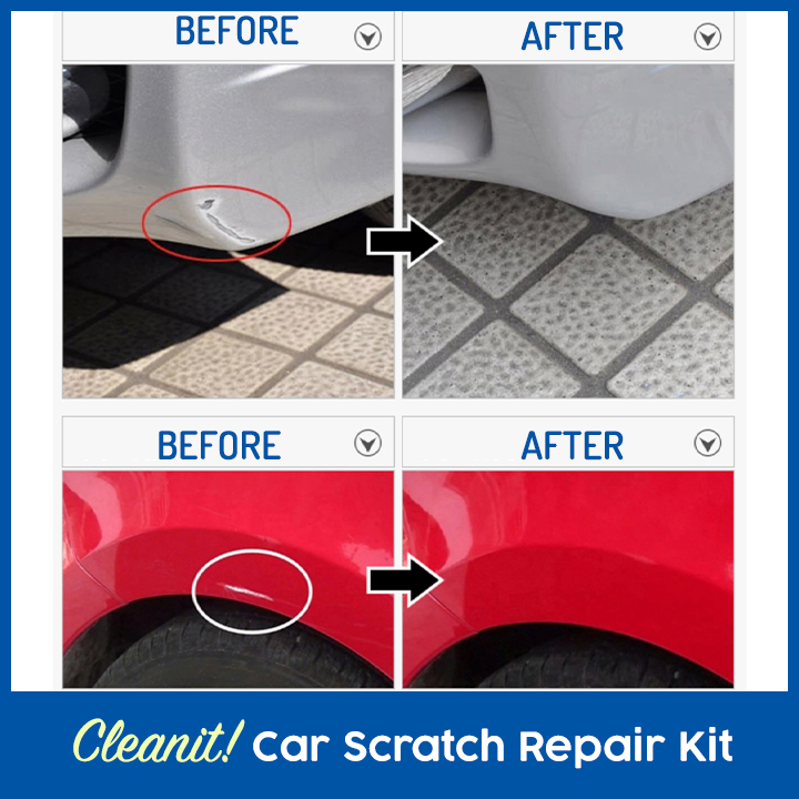 Cleanit! Car Scratch Repair Kit