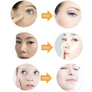 Invisible Collagen Face Masks
