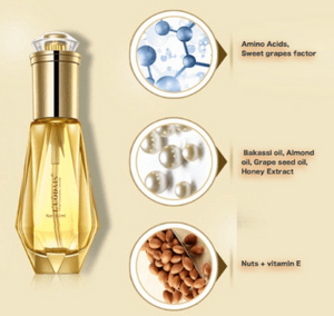 Gold Diamond Hair Repair Oil