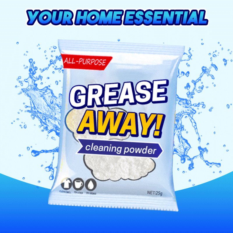 GreaseOff Tough Stain Cleaning Powder
