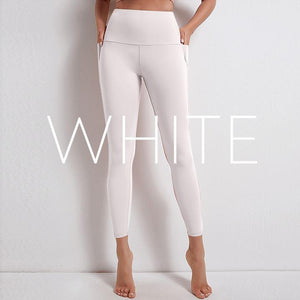High Waisted Pocket Leggings