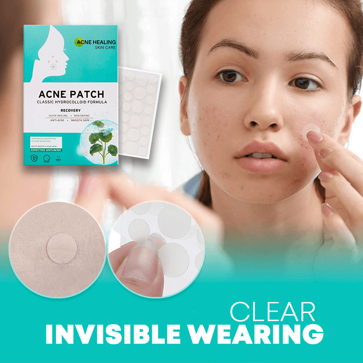 Recovery+ Acne Patch (Pack of 36pcs)