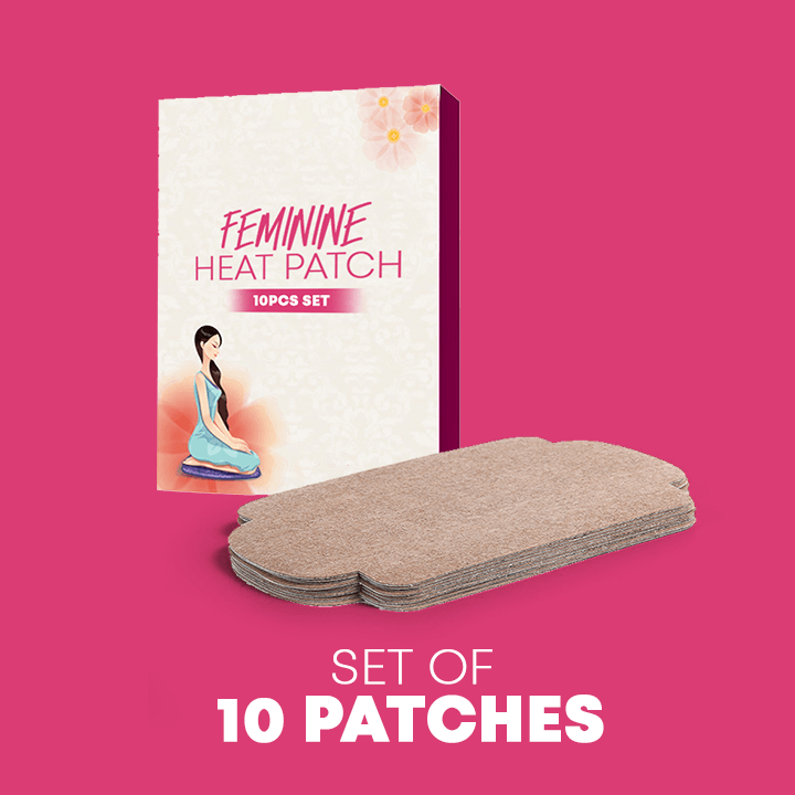 Feminine Heat Patches (10 PCS)