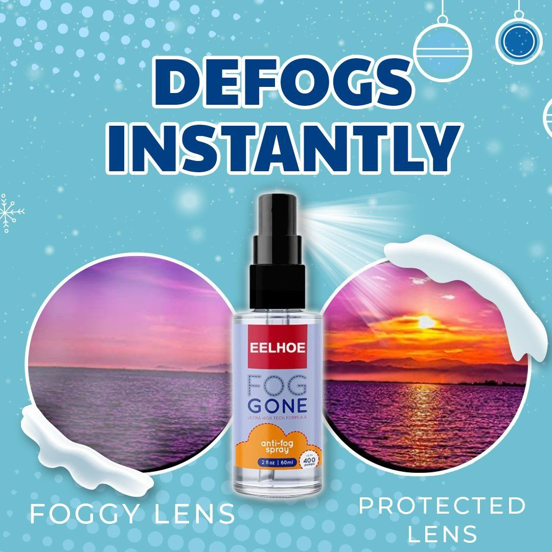Glass Coating Defog Spray