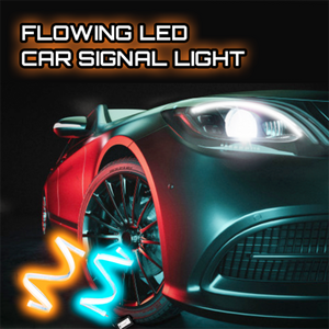 Flowing LED Car Signal Light