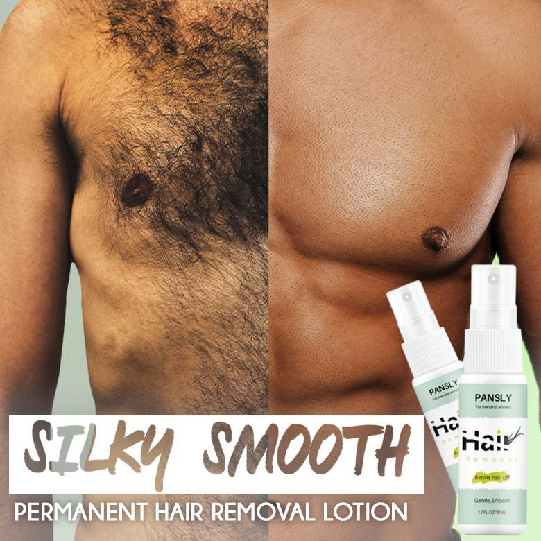 Silky Smooth Instant Hair Removal Lotion