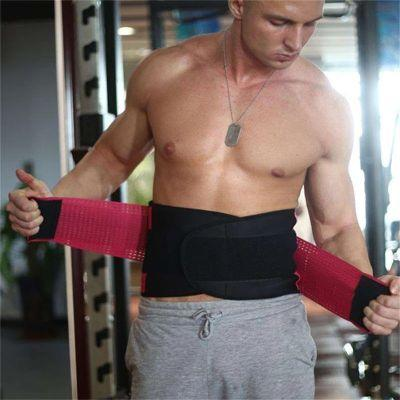 Men's Hot Power Waist Shaper Belt