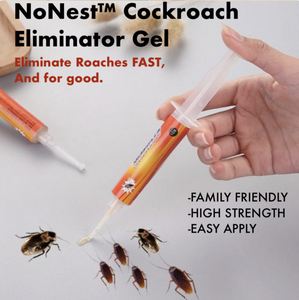 NoNest Cockroach Eliminator Gel