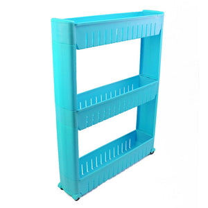 Slim Shelving Storage