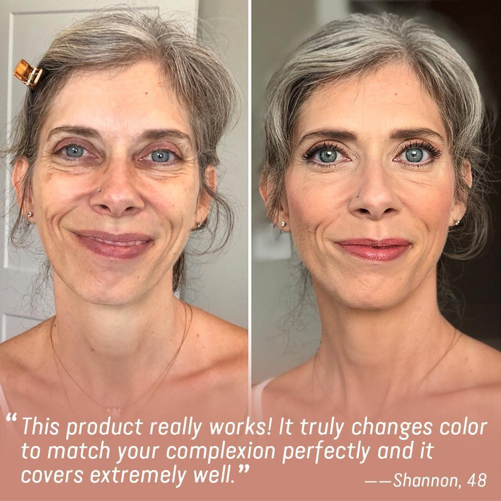 Color Changing Foundation