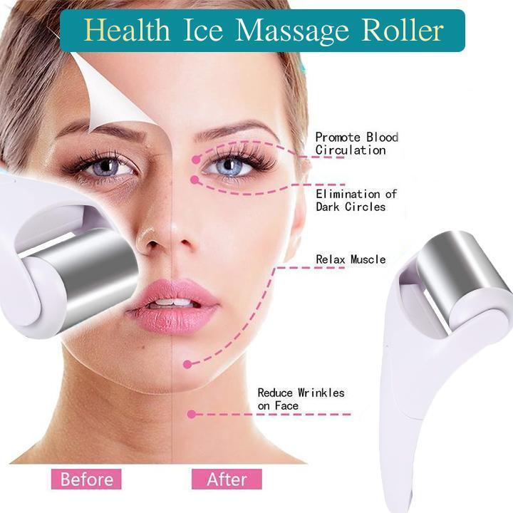 Health Ice Massage Roller