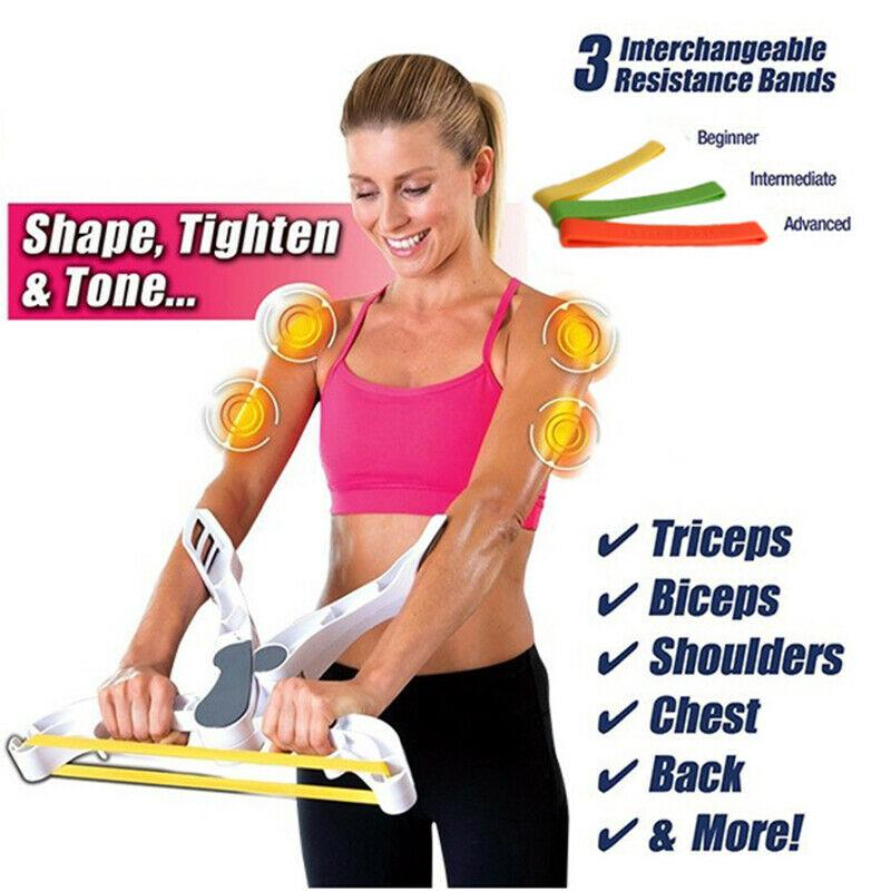 Easy Arm Toner (Resistance Bands Included)