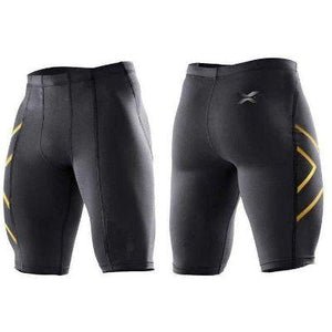Quick-Drying Compression Shorts For Men