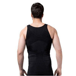 Men's Slimming Vest Invisible Tummy Shaper