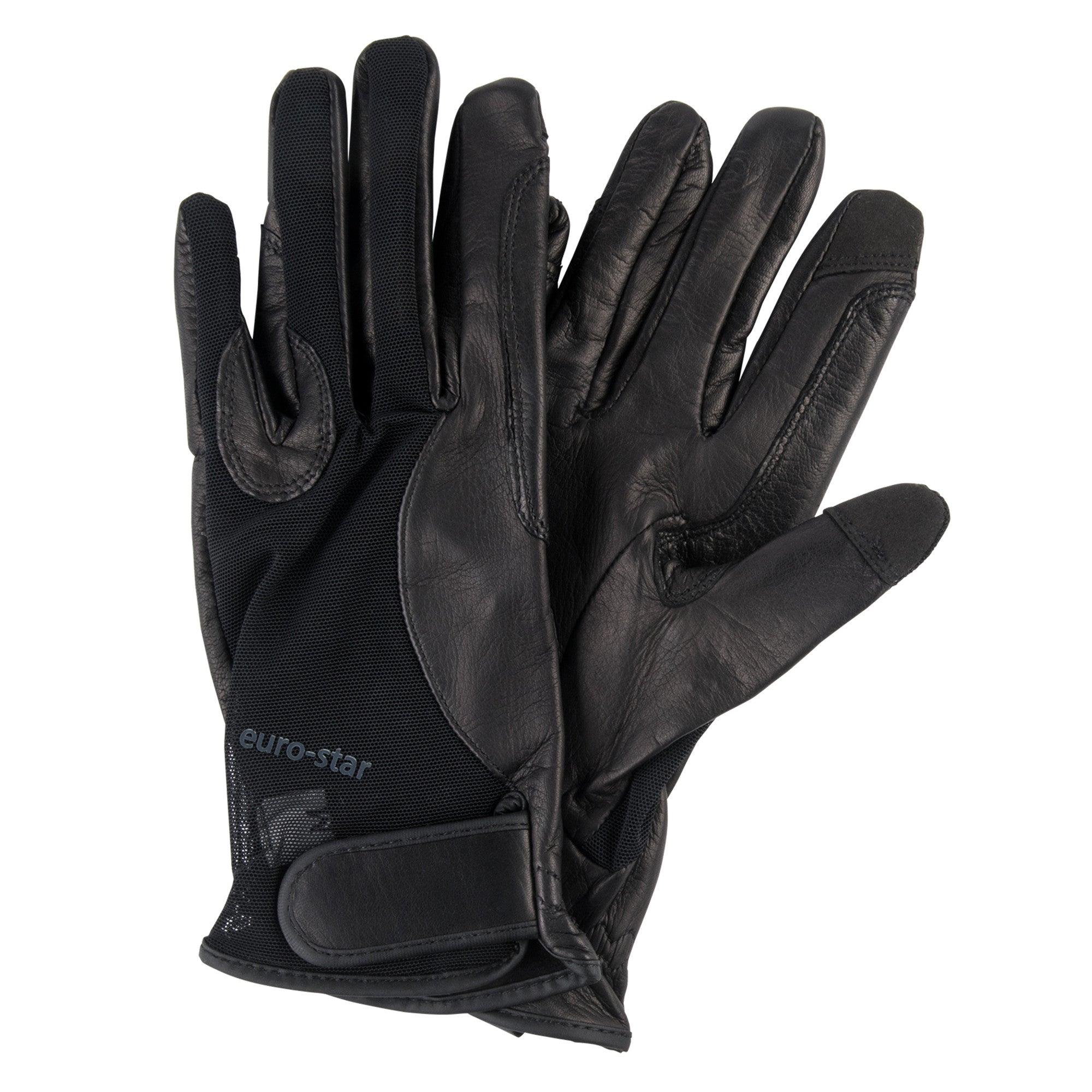 ES Riding Gloves Airflow