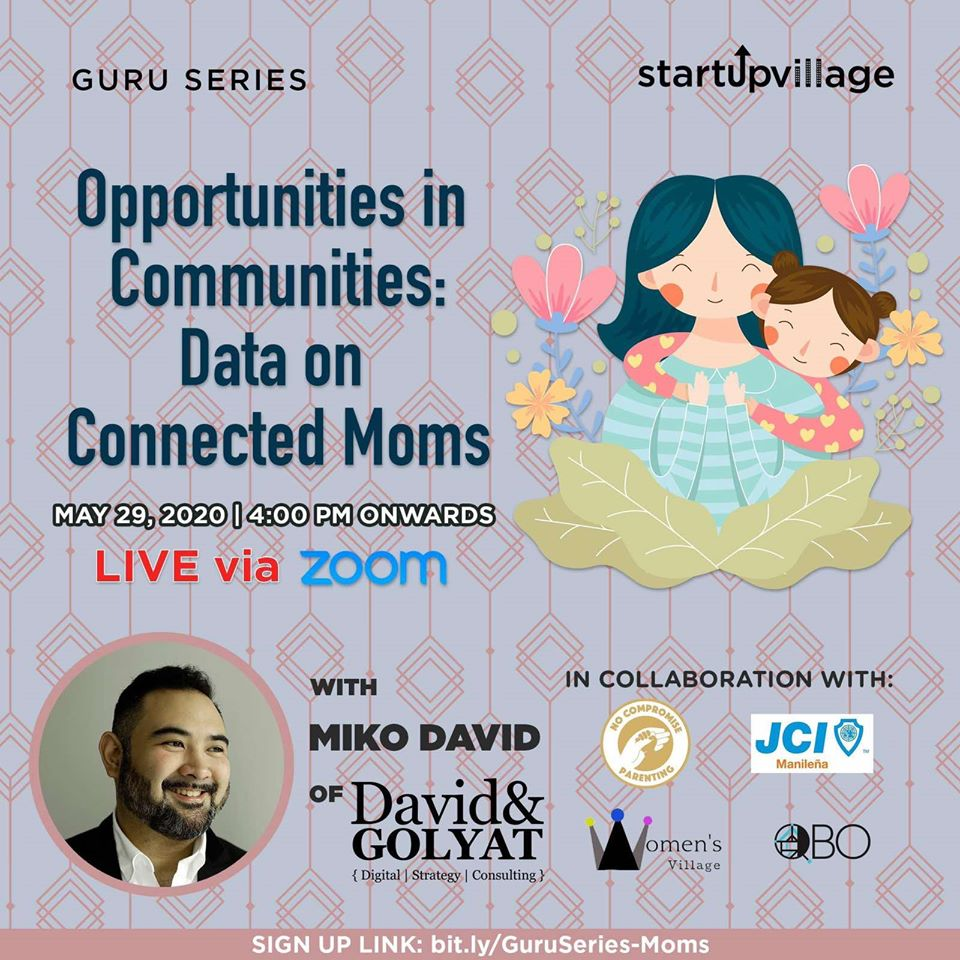 Opportunities in Communities: Data on Connected Moms