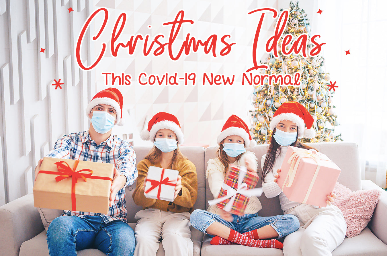 5 Christmas Ideas to Stay Safe from COVID