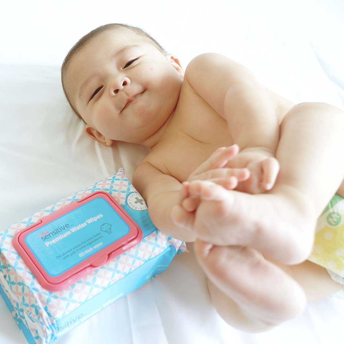 Diapering and Wipes