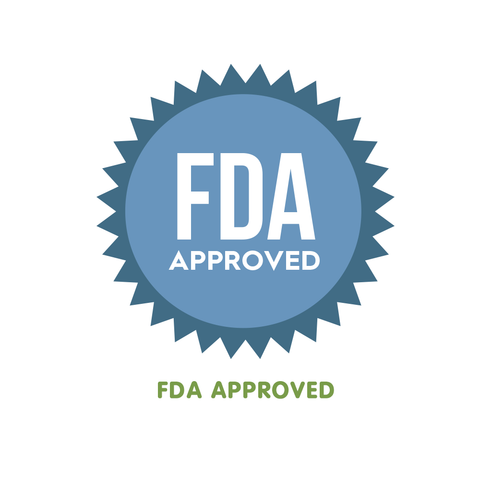 Cradle is approved by the FDA