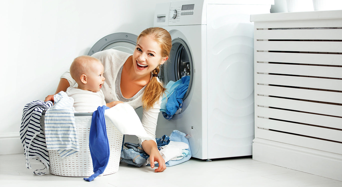 Guide to Washing Baby Clothes