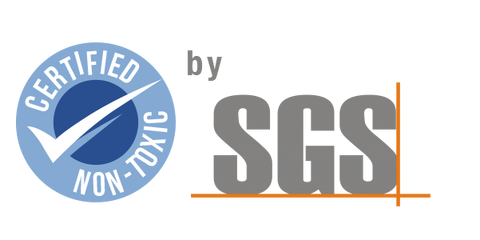 Cradle is Certified Orally Non-Toxic by SGS