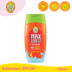 Beach Hut MAX SPF100+ Sunblock