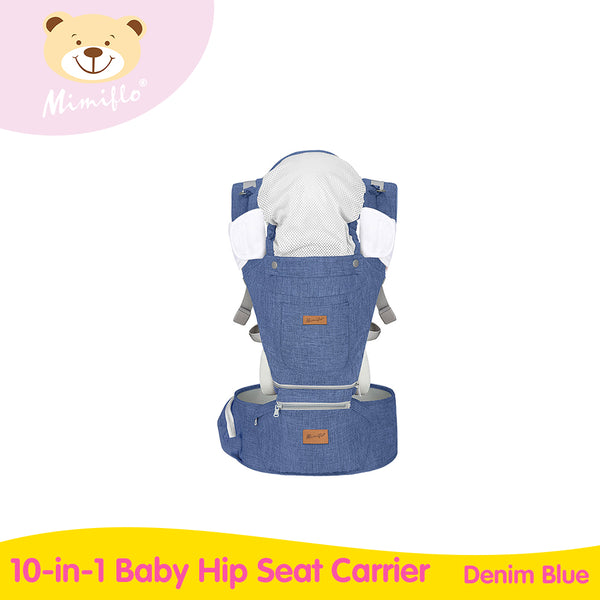 Mimiflo 10-in-1 Hip Seat Carrier