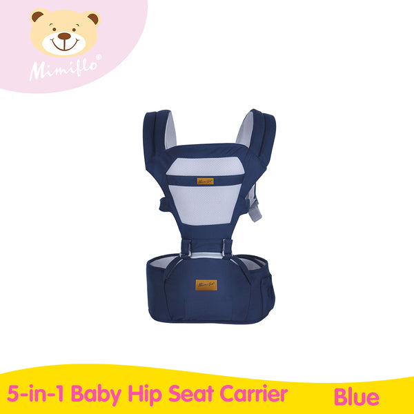 Mimiflo 5-in-1 Baby Hip Seat Carrier