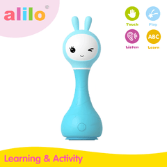 Alilo Smarty Shake & Tell Rattle