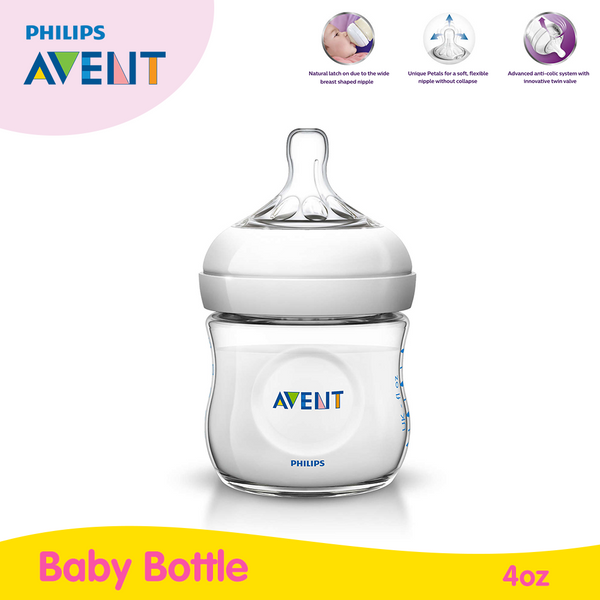 Philips Avent Natural Bottle Single
