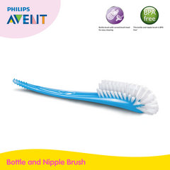 Philips Avent Bottle And Nipple Brush- Blue