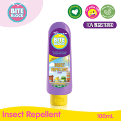 Bite Block Daily Insect Repellent 100ml