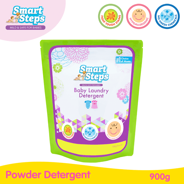 Smart Steps 900 G Powder Detergent