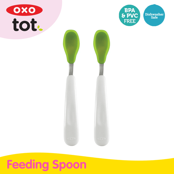 Oxo Tot Feeding Spoon Set
