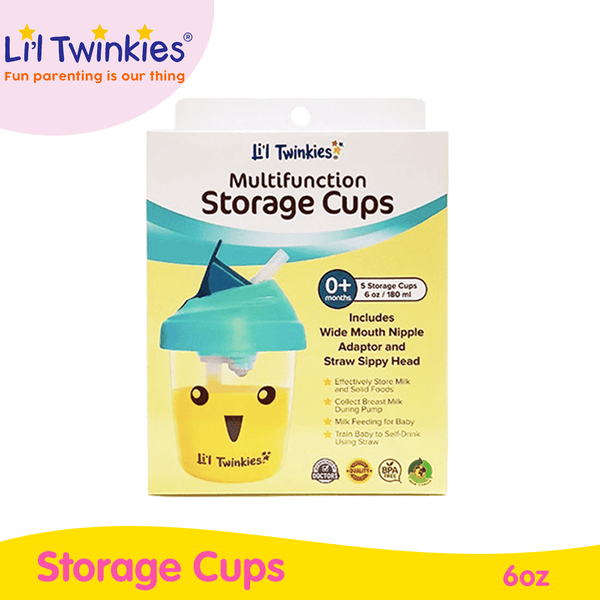 Li'l Twinkies Multifunction Storage Cups
