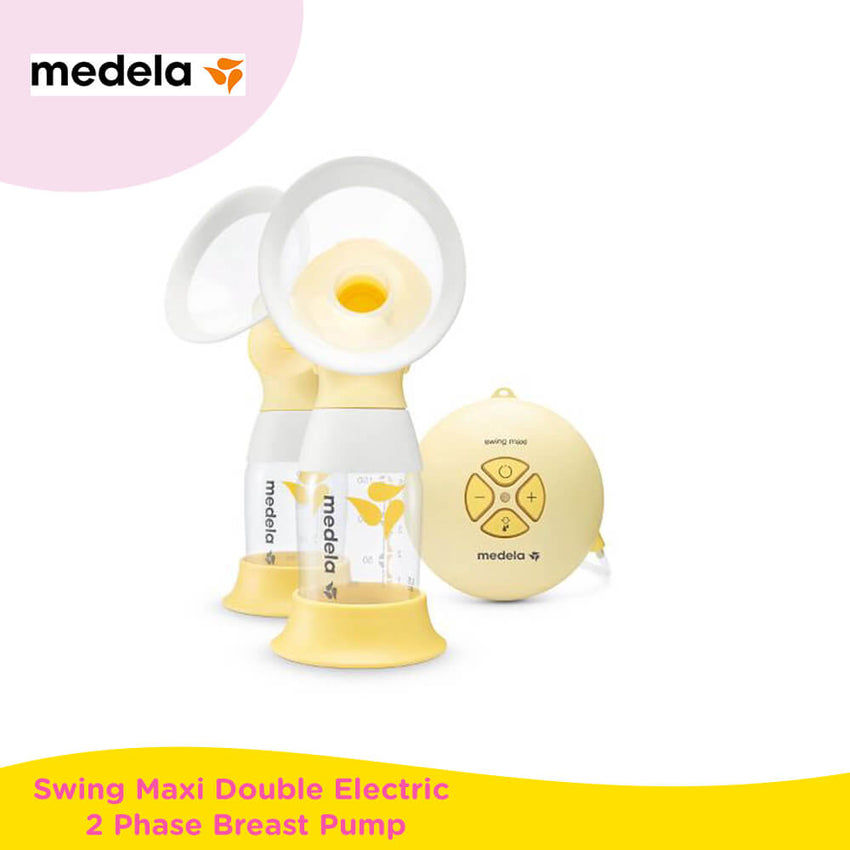Medela Swing Maxi Double Electric 2 Phase Breast Pump