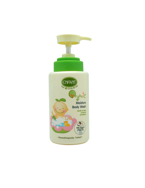 Enfant Organic Moisture Body Wash 300ml