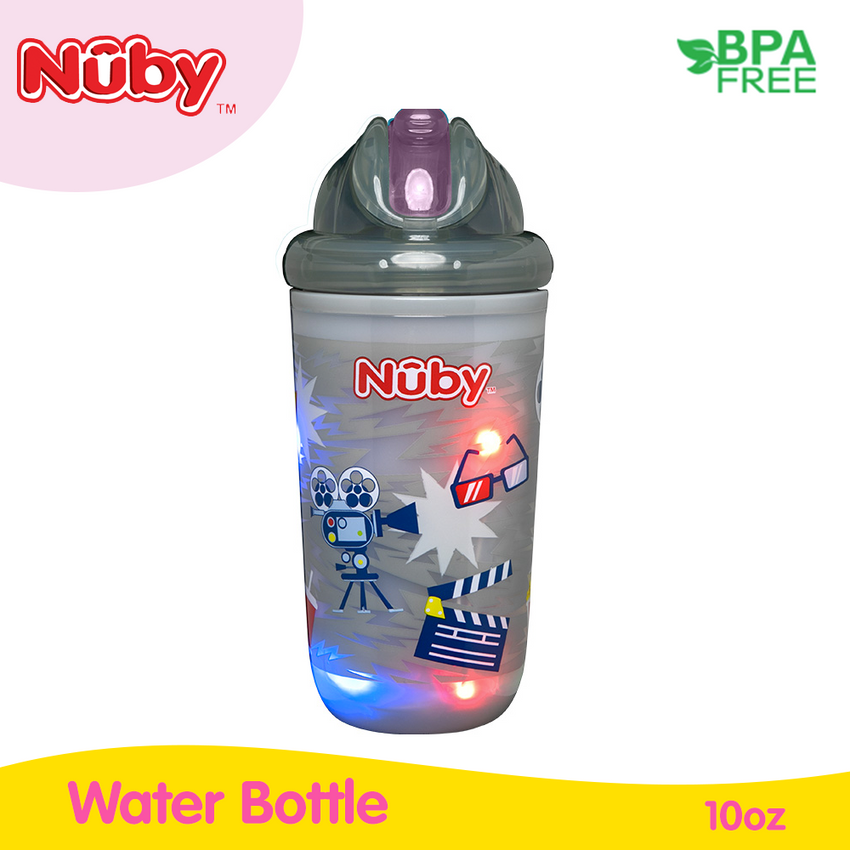 Nuby Light up Cups Flip it