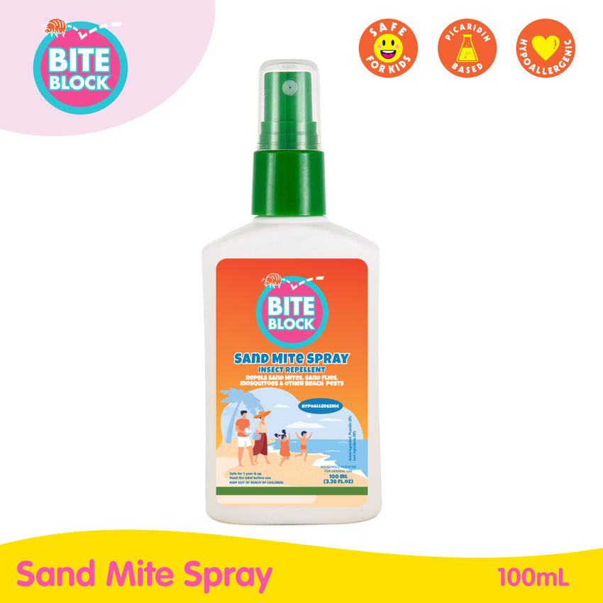 Bite Block Sand Mite Spray 100mL