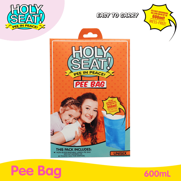 Holy Seat Pee Bag