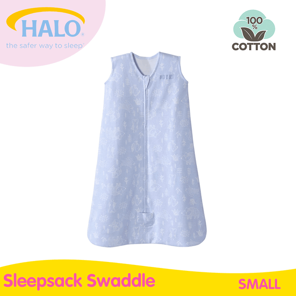 Halo SS Blue Woodland - Small