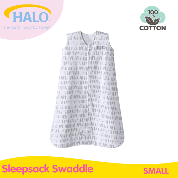 Halo SS Grey Squares Triangles - Small