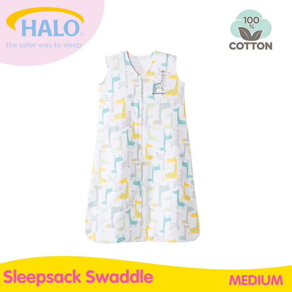 Halo SS Multi-Color Giraffe - Medium