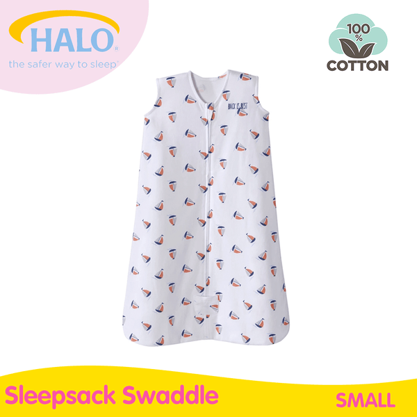 Halo SS Navy Sailboat - Small