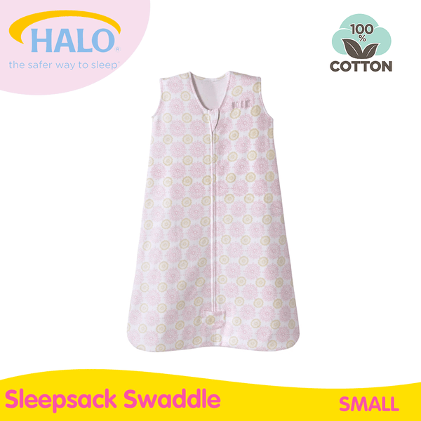 Halo SS Pink Medallion - Small