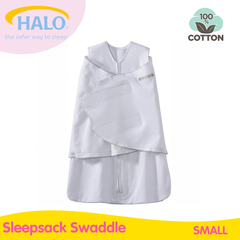 Halo SW Silver Dot - Small