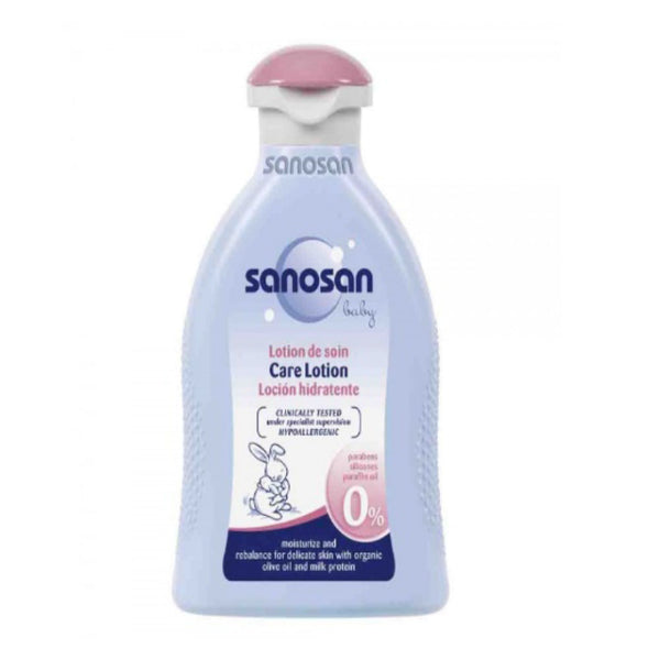 Sanosan Baby Care Lotion 200ml
